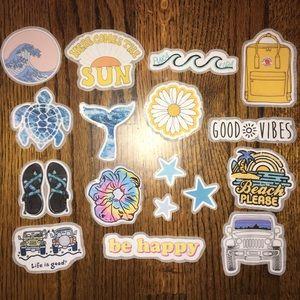 Any 5 Jumbo VSCO Stickers